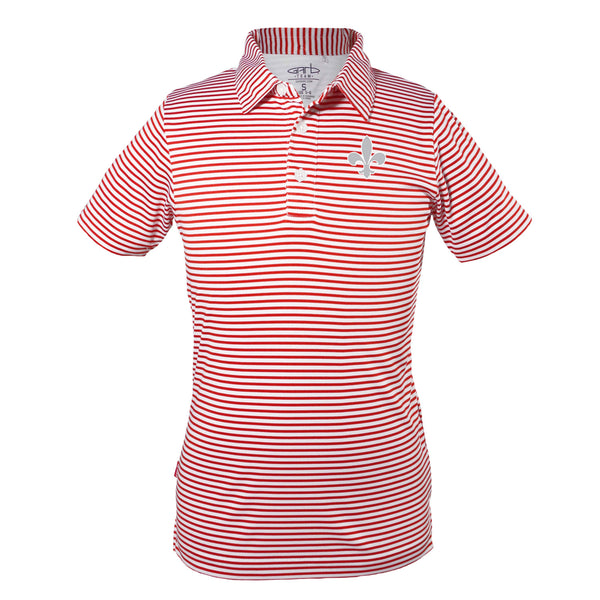 Garb Youth Short Sleeve Polo