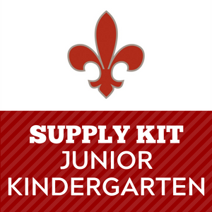 Junior Kindergarten Supply Kit