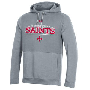 Men's Double Knit Jaquard Hooded Sweatshirt