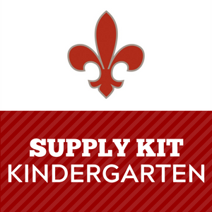 Kindergarten Supply Kit