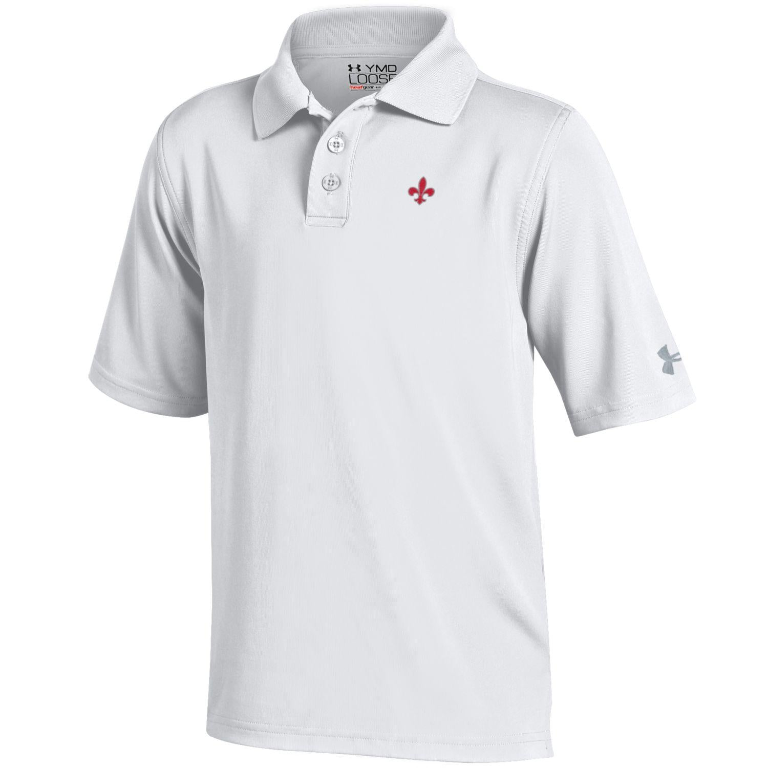 Youth Short Sleeve Polo