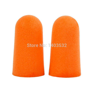 Foam Noise Reducing Earplugs (10 pack)