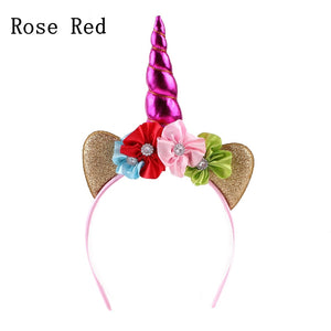 Unicorn Hairband (Multiple Colors)