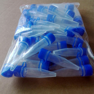 Centrifuge Tubes With Screw Cap 1.5ml (50ct)