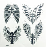 Temporary Body Tattoos (Multiple Designs)