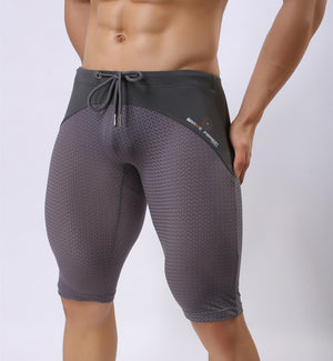 Mesh Circuit Tights (Multiple Colors)