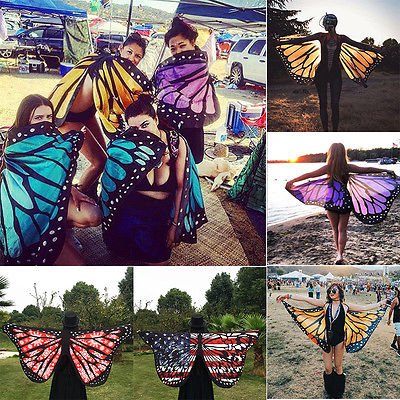 Butterfly Wing Cape & Cover Up