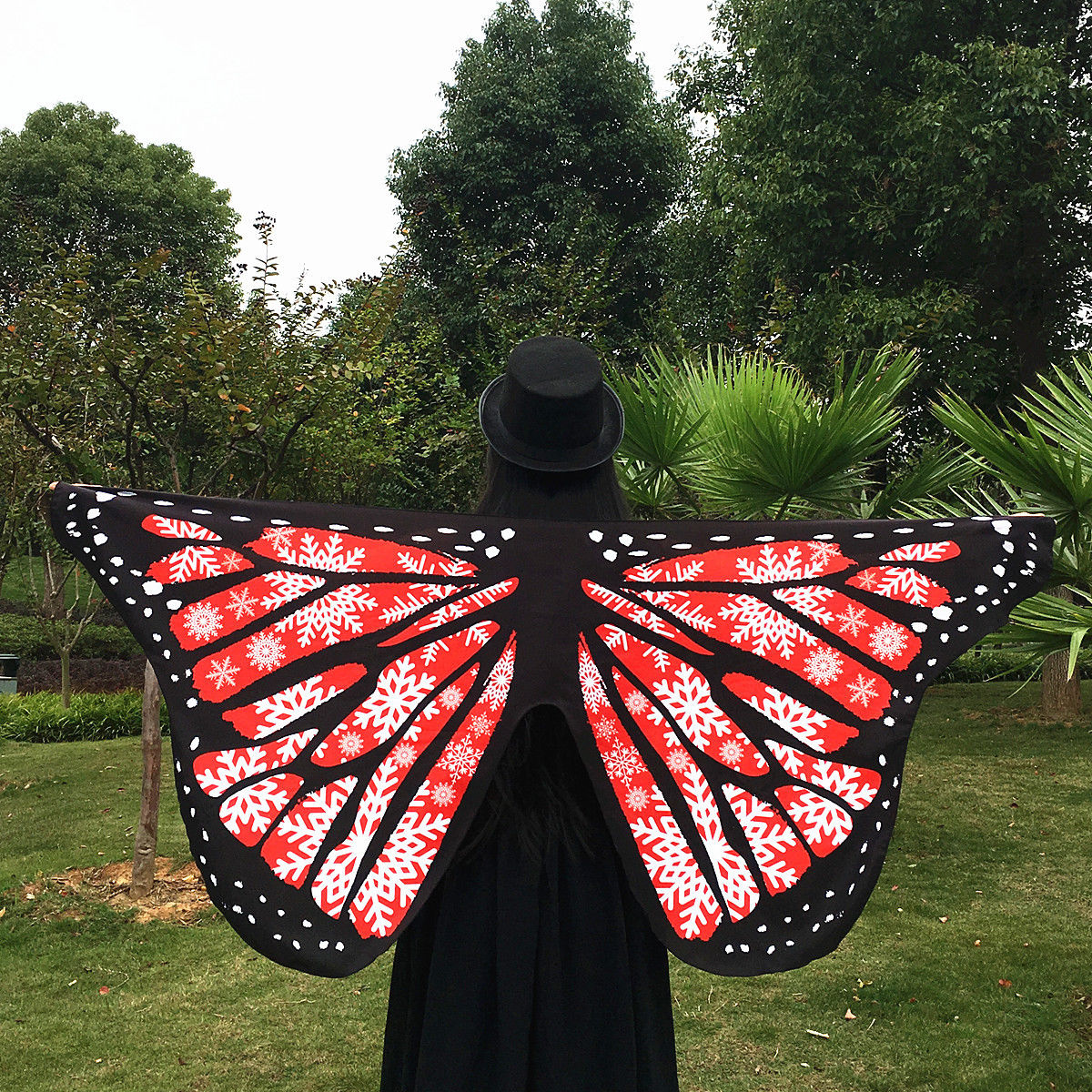 Butterfly Wing Cape (Multiple Designs)