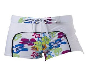 Mid-Thigh Swim Trunks (Multiple Designs)