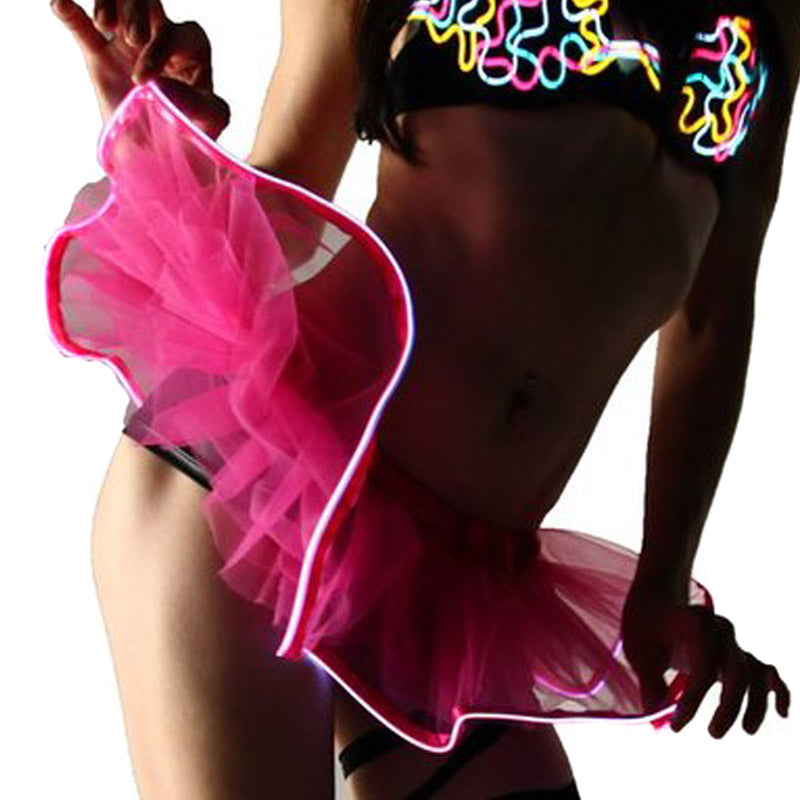 LED Light Up Tutu