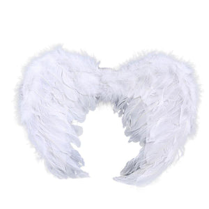 Feather Angel Wings (Medium -60x45cm)