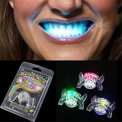 LED Flashing Mouth Guard