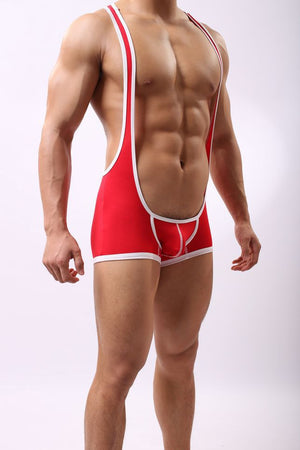 Wrestling Singlet (Multiple Colors)