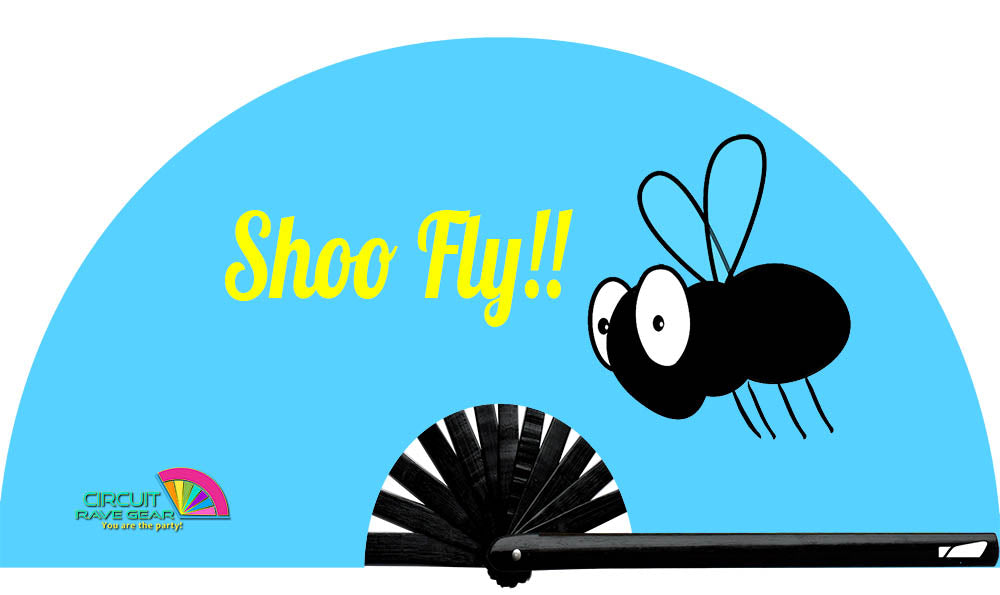 """Shoo Fly"" Circuit Fan"