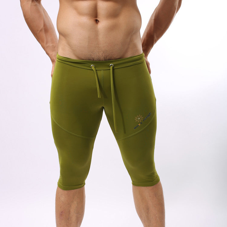Men's Mesh Tights (Multiple Solid Colors)