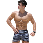 Camouflage Beach Shorts