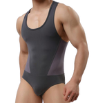 Bodysuit/Wrestling Singlet (Multiple Colors)