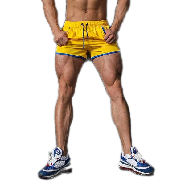 Drawstring Gym Shorts (Multiple Colors)