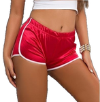 Candy Color High Waist Booty Shorts