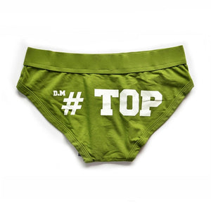 #1 TOP/BOTTOM Brief (Multiple Colors/Designs)