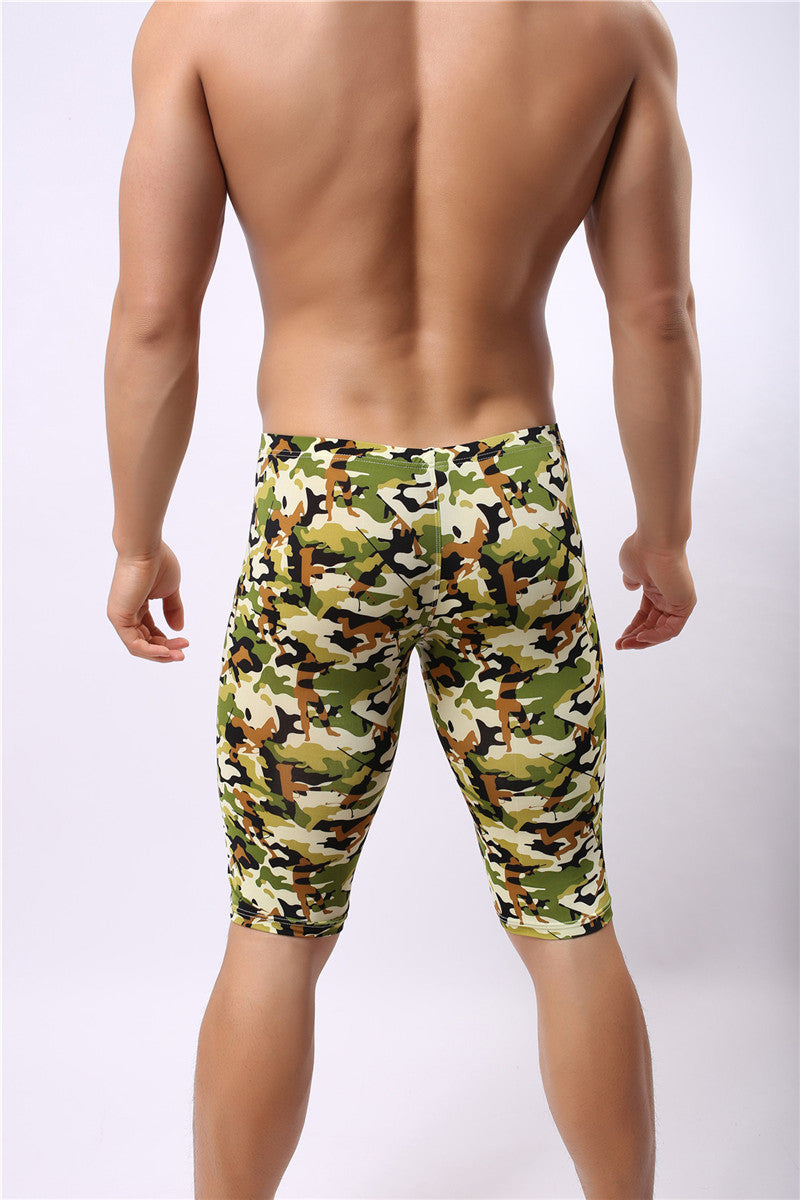 Military Camo Tights (Multiple Colors)
