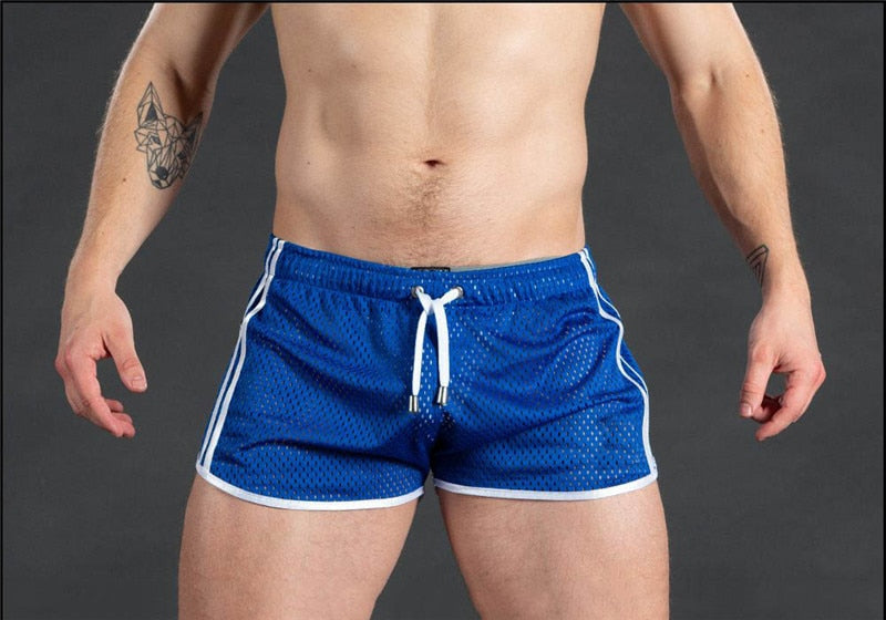 Summer Quick Dry Mesh Shorts (Multiple Colors)