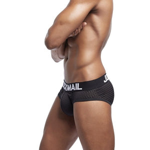 Sexy Mesh Brief (Multiple Colors)