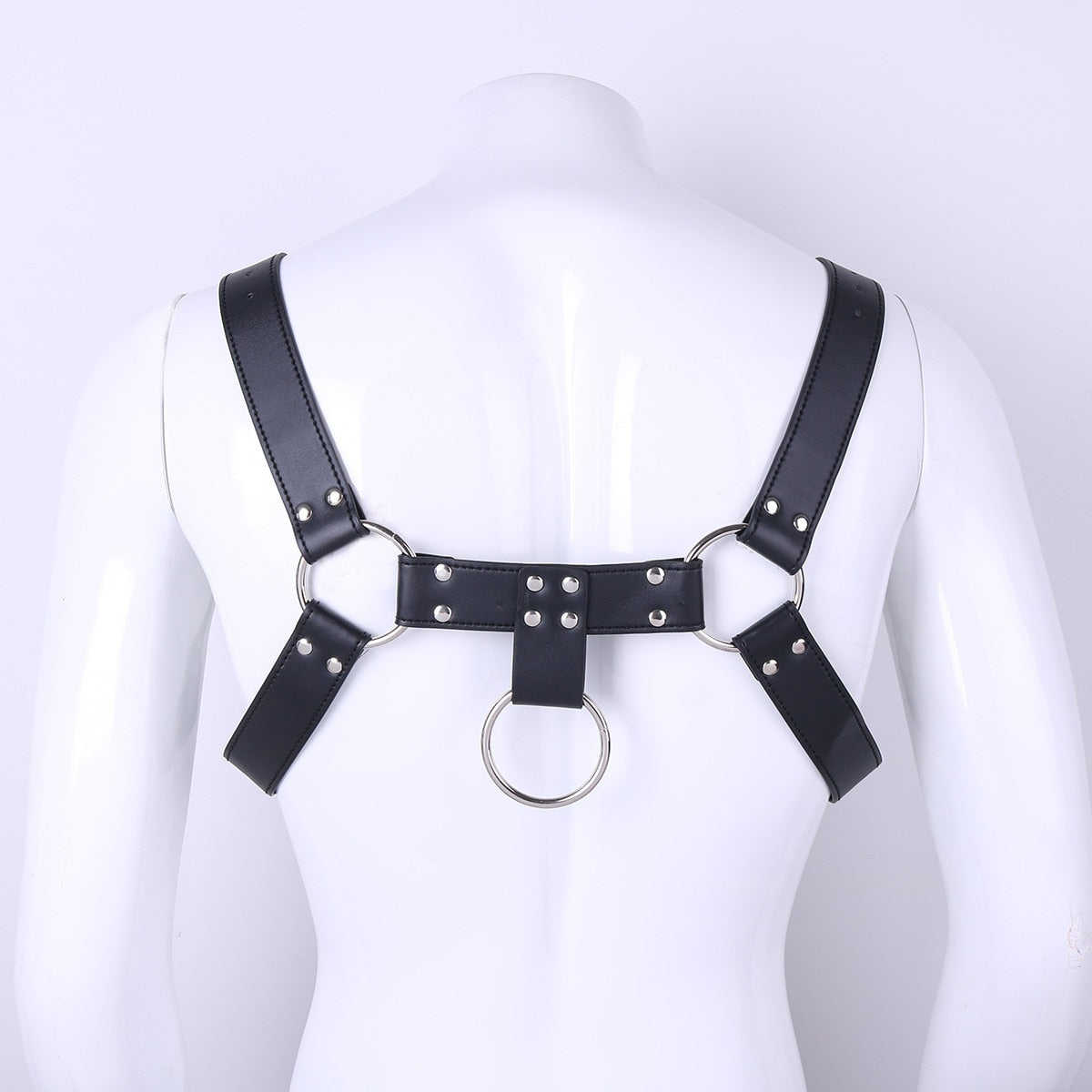 Double Shoulder Chest Harness