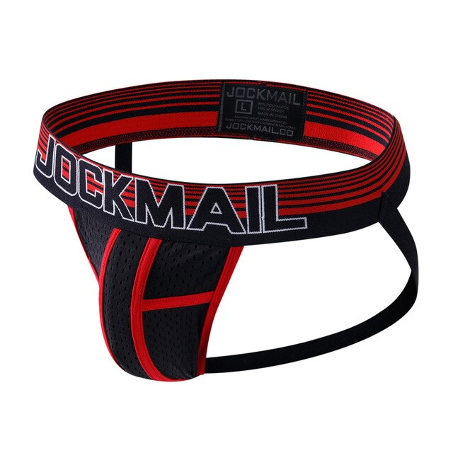 Color Trim Jockstrap (Multiple Colors)