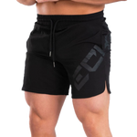 Quick-Dry Fitness Shorts