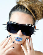 Riveted & Spiked Sunglasses