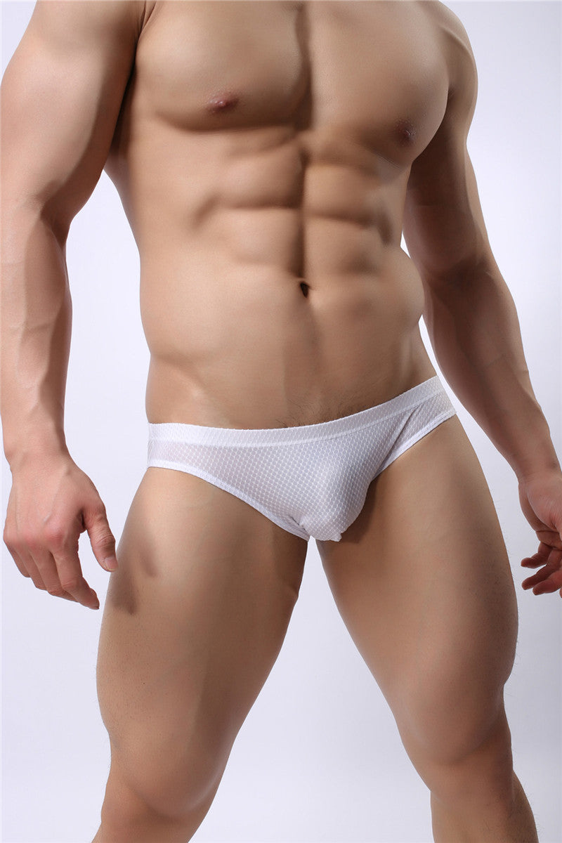 Sexy Low Rise Briefs (Multiple Colors)