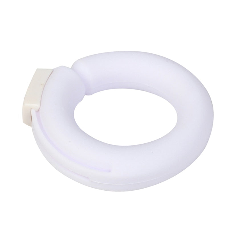 Adjustable Silicone Cock Ring