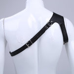 Adjustable One-Shoulder Chest Harness