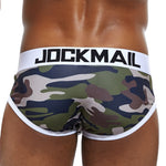 Sexy Camouflage Printed Briefs (Multiple Colors)