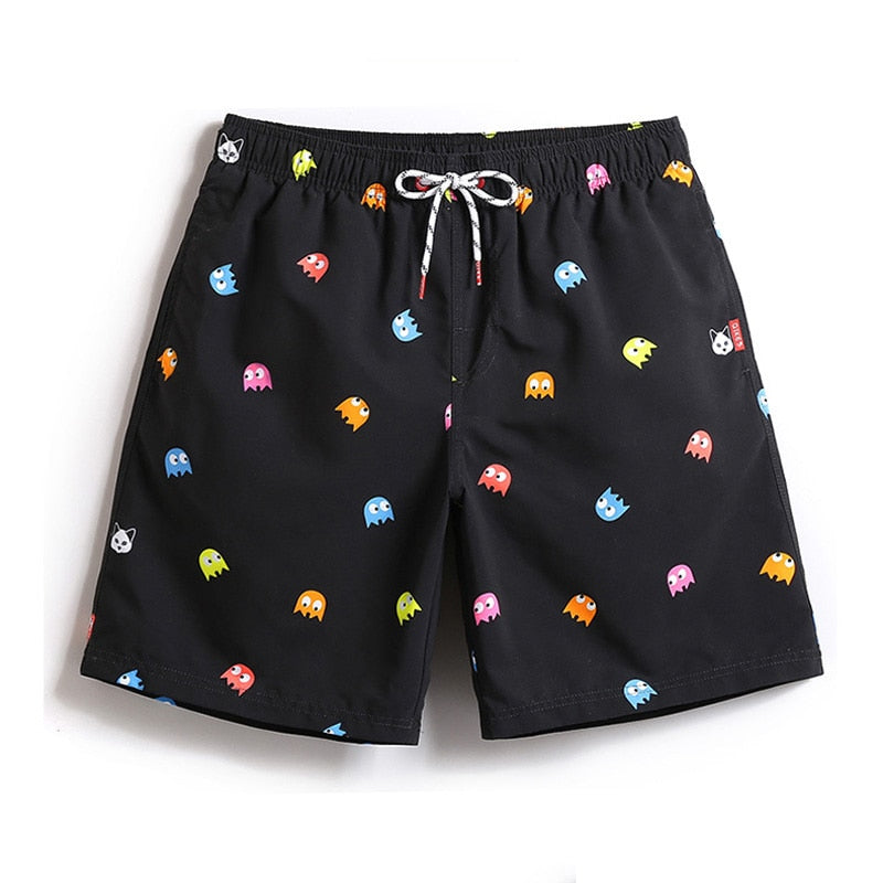 Video Game Inspired Board Shorts