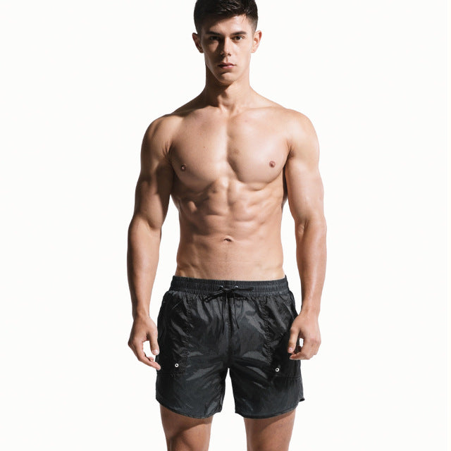 Translucent Speedo Cover Up Shorts (Multiple Colors)