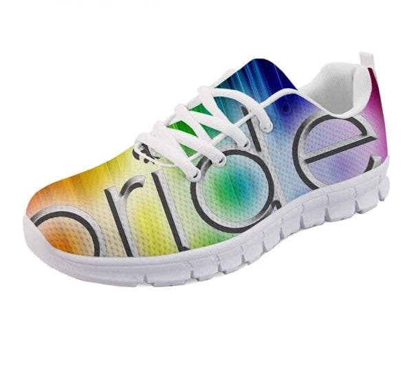 "Casual ""Pride"" Sneakers"