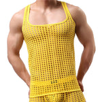 Mesh Tank Top (Multiple Colors)