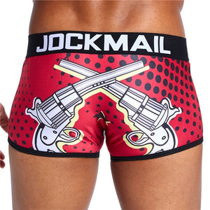 Circuit Rave Gear™ Playful Boxer Briefs (Multiple Designs)