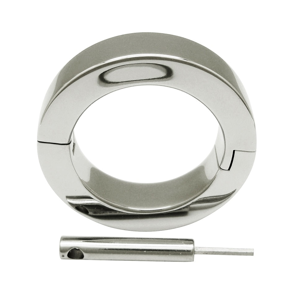Stainless Steel Cock Ring (Various Sizes)