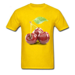 3D Printed Cherry Tee (Multiple Colors)