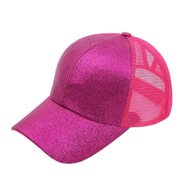 Glitter Circuit Cap (Multiple Colors)