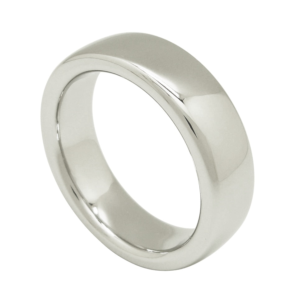 Stainless Steel Solid Cock Ring (Various Sizes)
