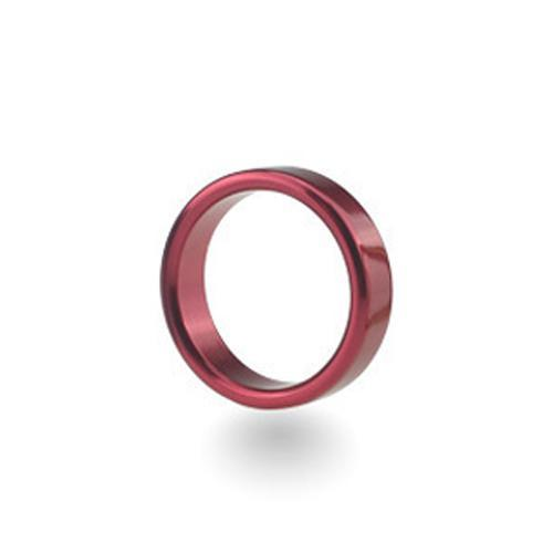 Colorful Stainless Steel Alloy Cock Ring