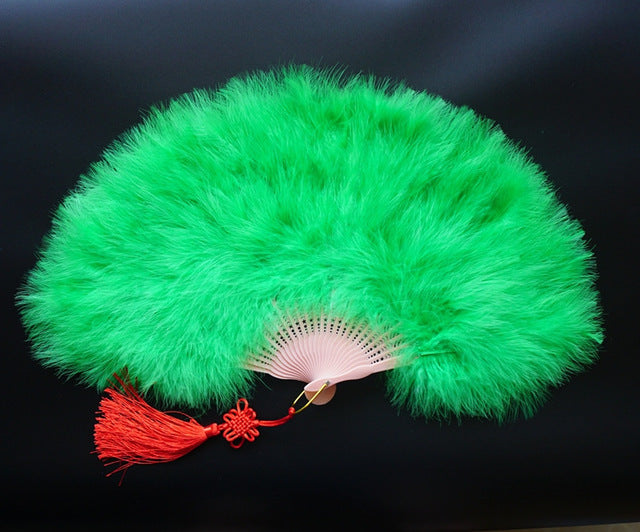 Circuit Rave Gear™ Feathered Fan (Multiple Colors)