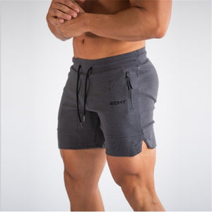 Casual Drawstring Gym Shorts (Multiple Colors)