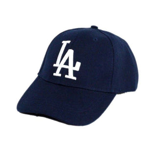 LA Dodgers Embroidered Cap (Multiple Colors)