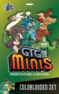 GTG Minis Cold Blooded Set (Preorder)