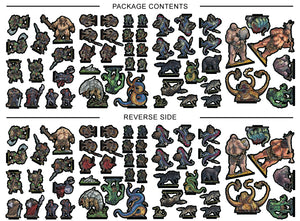 GTG Minis Wildlands Set